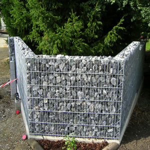 Hot Dipped Galvanized Gabion Box / Welded Gabion / Gabion Baskets pictures & photos