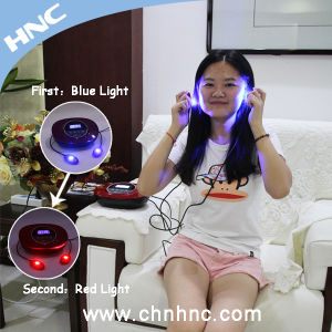 LED Red Light and Blue Light Acne Treatment for Skin Rejuvenation pictures & photos