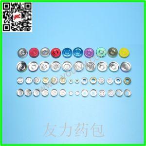 Aluminum Plastic Flip Caps pictures & photos
