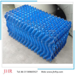 950*950mm Crossflow PVC Filling for Cooling Tower Fill, PVC Cooling Tower Infill Film Media pictures & photos