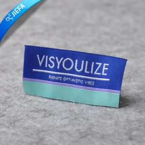 Good Quality Woven Clothing Label / Size Label pictures & photos