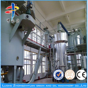 1-500 Tons/Day Hemp Oil Refinery Plant/Oil Refining Plant pictures & photos