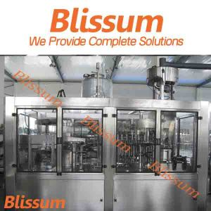 Complete 3000bph Juice Pulp Full Filling Lines pictures & photos