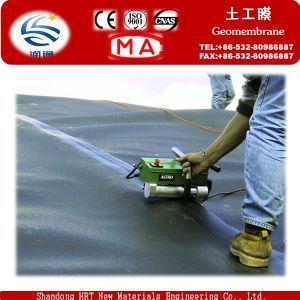 Hot Sale Manufacturer HDPE LDPE Geocomposite Geomembrane for Construction Projects pictures & photos