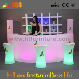 LED Lighting Bar Table for Event and Party