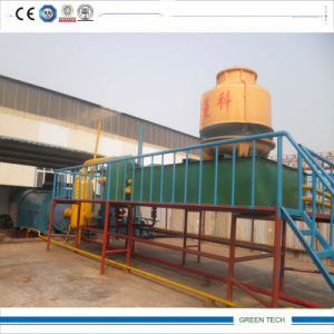 Energy Saving Type Tire Pyrolysis Machinery 12tpd pictures & photos