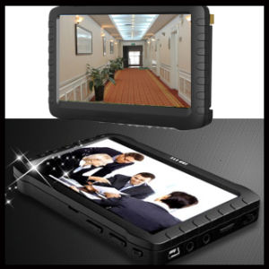 "5.8g Wireless Door Camera with 5"" DVR Receiver Kit pictures & photos"