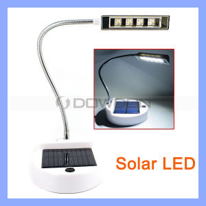 4 LED Light, 0.5W Solar LED Table Lamp pictures & photos