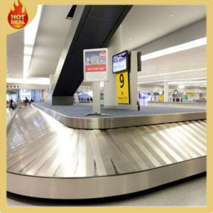 Airport Baggage Luggage Turntable Carousel Handing Conveyor System pictures & photos
