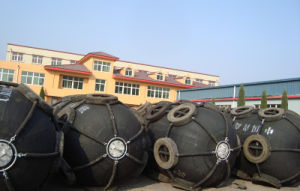 Tires as Jacket Marine Rubber Fender pictures & photos