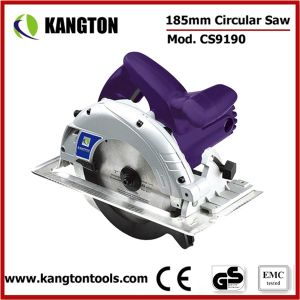 185mm 7-1/4 Inch Electric Circular Saw for Wood Cutting pictures & photos