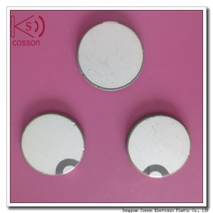 Cheap 1MHz 20mm Piezo Ceramic Element pictures & photos