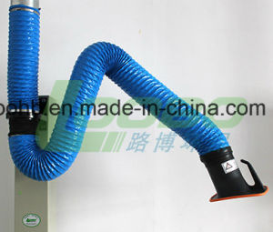 Universal Fume Extraction Arm / Fume Extractor Hood Arm / Flexible Suction Arm for Smoke Extraction System pictures & photos