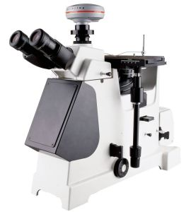 Bestscope BS-6040 Inverted Metallurgical Microscope pictures & photos