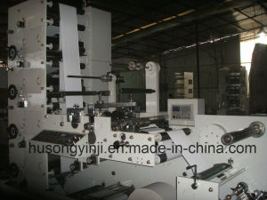 Printer with Perforation Die Cutter/Slitter/Folding Units pictures & photos