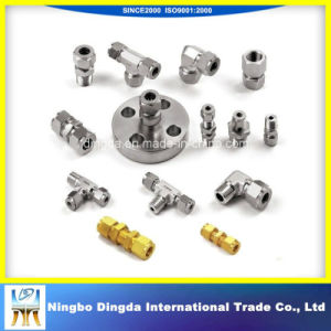 CNC Machining Parts Made of Brass/Steel/Nylon pictures & photos