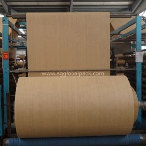 Color Polypropylene Woven Tubular Fabric in Roll pictures & photos