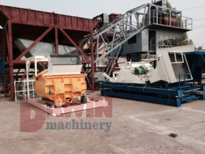 Competitive Quality and Prices Mobile Concrete Mixing Plant on Sale pictures & photos