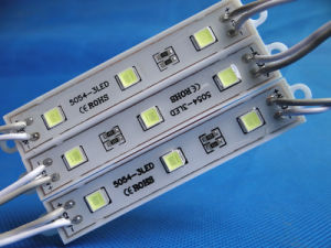 SMD LED Module 5050 5054 Waterproof LED Module DC12V/24V pictures & photos