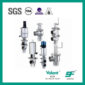 Stainless Steel Pneumatic Reversing Valve-Type Sf3000003 pictures & photos