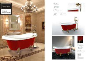 New Coming Indoor Princess Bathtub pictures & photos