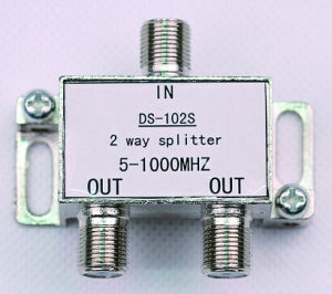2 Way CATV Splitter (SHJ-D102s) pictures & photos
