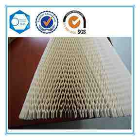 Paper Honeycomb Core Used for Builing Decoration Industry pictures & photos
