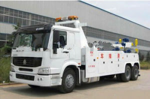 Sinotruk HOWO 2-100 Tons Wrecker Towing Truck pictures & photos