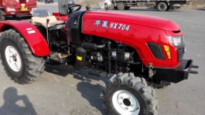 Hot Sale 40HP 50HP 70HP Garden Tractors with Mini Body pictures & photos