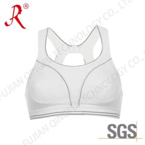 Breathable and Comfortable Yoga Top/ Sports Bra (QF-S313) pictures & photos