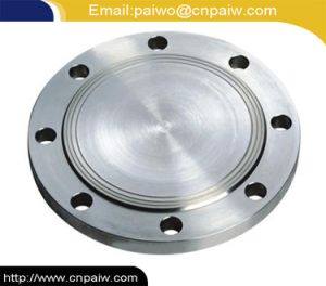 High Quality Factory Supply CNC Machining Carbon Steel Valve Cover Flange pictures & photos