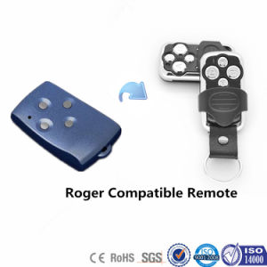 Roger Replacement Garage Gate Remote Control FOB pictures & photos