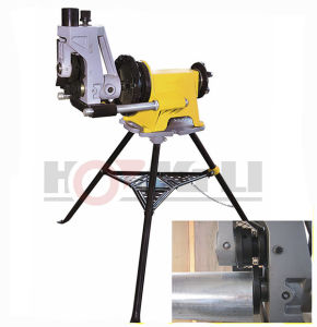 Hydraulic Roll Groover, Pipe Grooving Machine (YG12A) pictures & photos
