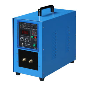 25kw High Frequency Small Gold Melting Furnace pictures & photos