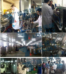 LSM -15L Disk Type Horizontal Bead Mill pictures & photos