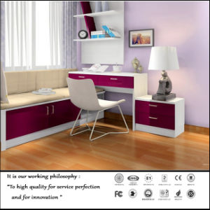 Laquer Door High Glossy Cabient for Children Room (FY1024) pictures & photos