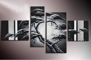 100% Handmade Landscape Oil Painting for Wall Decor (LA4-035) pictures & photos