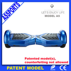 2015 New Electrical Motorized 2 Wheel Scooter with CE Approval pictures & photos