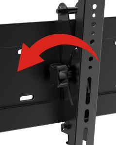 "Menuboard Video Wall Mount 2- Screen 26-42"" Vesa Max. 400*300 Awm 300S pictures & photos"