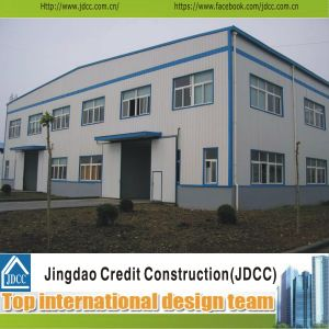 High Quality Steel Structural Building Warehouses Jdcc1012 pictures & photos