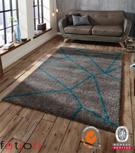 High Quality Ultra Soft Area Rugs Modern Home Shaggy Carpet pictures & photos