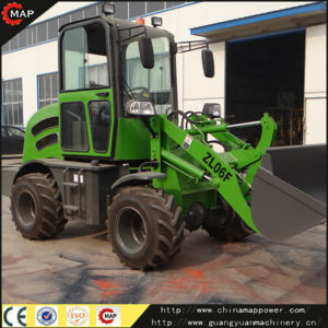 China Map Power Mini Front End Loader Zl06f pictures & photos
