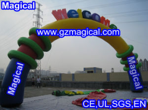 Inflatable Archway, Inflatable Giraffe Arch, Inflatable Arch (RO-081) pictures & photos