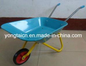 Children Wheelbarrow (Metal tray) pictures & photos