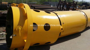Construction Double Wall Casing Tube / Pipe for Piling Drilling machine tool pictures & photos