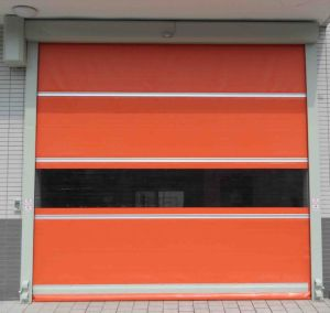 Fast High Speed Rolling Shutter Door for Warehouse pictures & photos