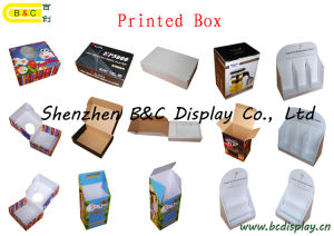 The Production of Various Kinds of Class Printed Box, Gift Box, Corrugated Color Box (B&C-I020) pictures & photos