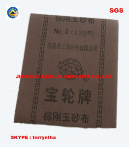 Abrasive Emery Cloth pictures & photos