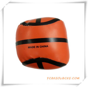Toy Ball with Basketball Surface for Promotion Ty02010 pictures & photos