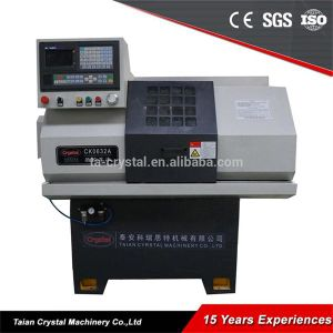 Mini Size CNC Metal Lathe Machine Machinery (CK0632A) pictures & photos
